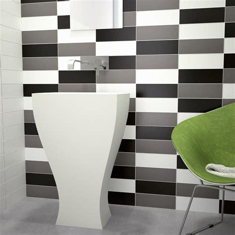 Grey And White Kitchen by Carrelage M 233 Tro Mat Ou Brillant Plat 10x30
