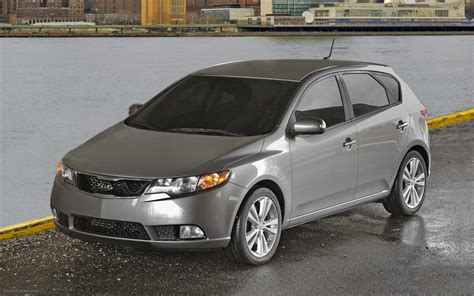 Kia Forte 5 Hatchback Kia Forte 5 Door Hatchback 2011 Widescreen Car