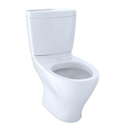 Closet Toto 421 White toto aquia 2 0 9 1 6 gpf dual flush elongated toilet in cotton white cst412mf 01 the