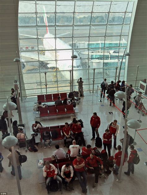 Watch Desk Set Online Giant New Concourse Specially Built For Airbus A380