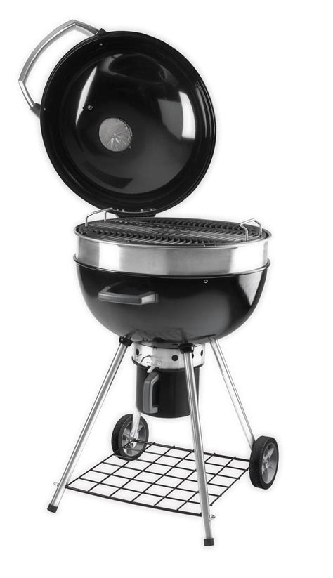 backyard grill 22 5 inch kettle charcoal grill rodeo pro22k leg 22 5 inch professional charcoal kettle