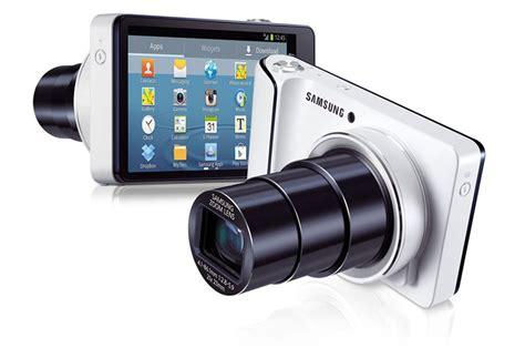 Kamera Samsung Galaxy Wifi appareil photo compact samsung galaxy blanc wifi