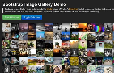 bootstrap gallery tutorial 50 must have plugins for extending twitter bootstrap idevie