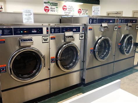 laundry equipment layout local oregon businessman opens four successful central