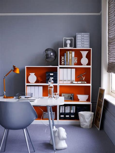 Office Shelf Decorating Ideas Creative Home Office Decor Ideas To Effeciently Utilize Small Spaces