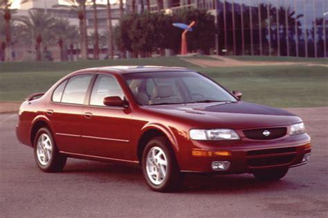 1995 maxima engine 1995 99 nissan maxima consumer guide auto