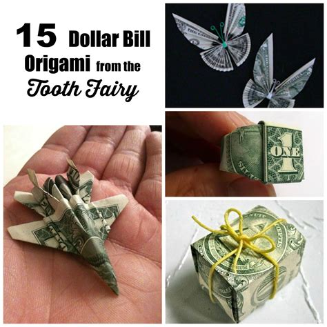 Shaped Dollar Bill Origami - origami best money leis images on fold money into