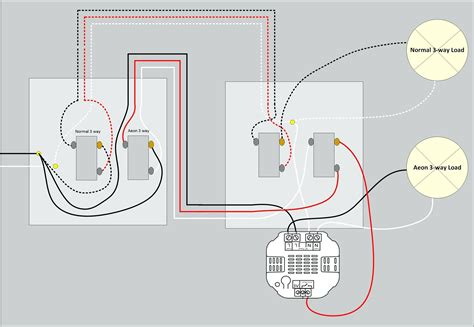three way switch wiring diagram two lights archives