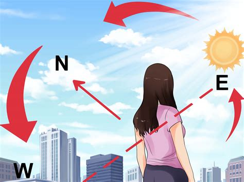 Ways To Find 8 Ways To Find True Without A Compass Wikihow