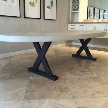 concrete benches tucson custom concrete desks furniture and tables scottsdale