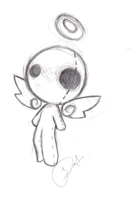 Cool Things To Draw Thats Easy voo form once again by suicidal voodoo doll on