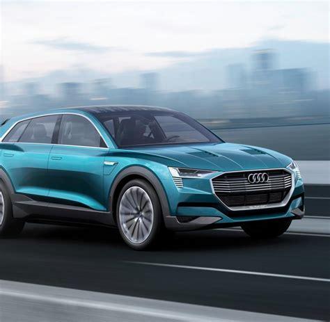 Audi Bis 2020 by Drei Neue Bis 2020 Elektropl 228 Ne Bei Audi Welt