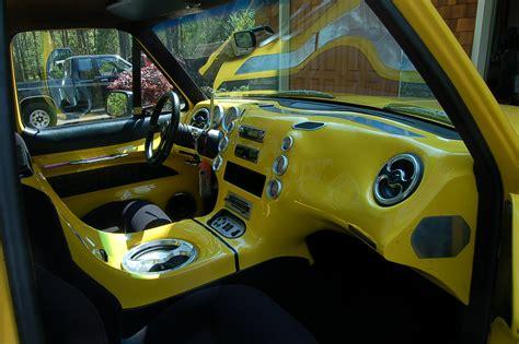 98 F150 Interior by