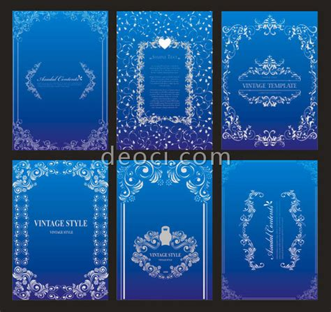 cdr pattern download 6 vector pattern border coreldraw vector cdr source files