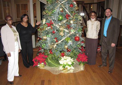 hark ncc board officials  merry  season  community corporation