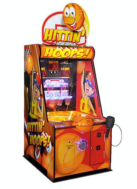 arcade hoops basketball cabinet hittin hoops arcade games racing simulators photo