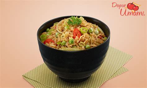 resep nasi goreng saus teriyaki dapur umami