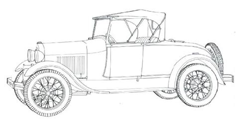 classic cars coloring pages for adults classic cars coloring pages for adults img 38836