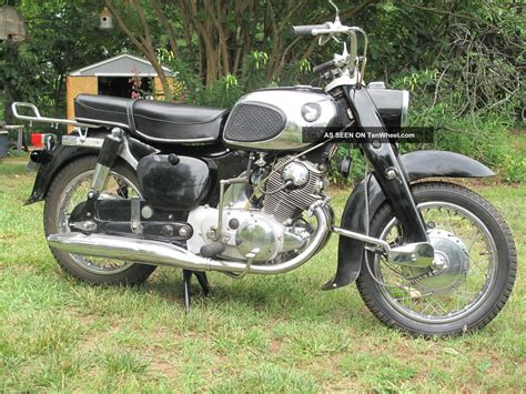honda dream 1964 ca77 honda dream 305