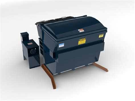 how does a trash compactor work video trash compactors compactors and balers garbage compactor
