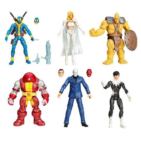 marvel figure 6 set marvel infinite figures wave 7 set of 6