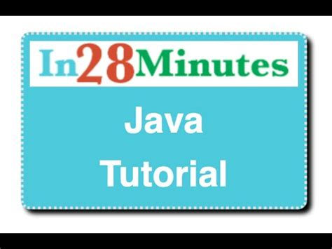 java tutorial youtube playlist cohesion tutorial youtube