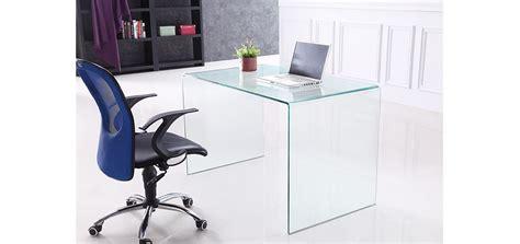 bureau verre pas cher bureau en verre choisissez nos bureaux en verre