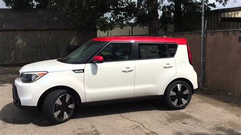 kia soul with roof at griffith kia