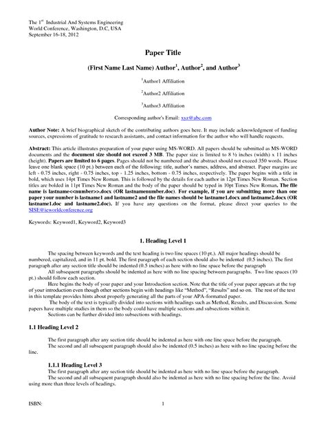 apa format title page 6th edition template best photos of cover letter apa 6th edition apa format