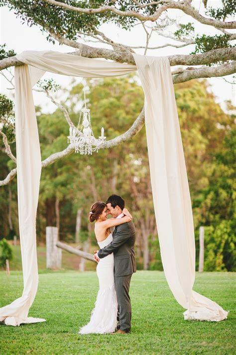 wedding ideas 25 chic and easy rustic wedding arch ideas for diy brides elegantweddinginvites