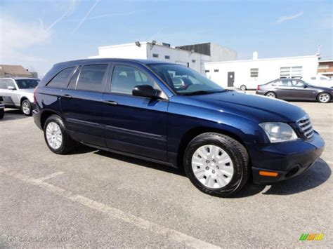 Blue Chrysler Pacifica by 2005 Chrysler Pacifica Blue 200 Interior And Exterior
