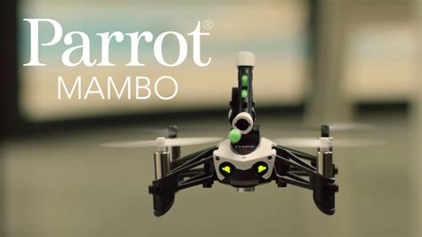 Drone Parrot Mambo best drones and quadcopters 100 innov8tiv