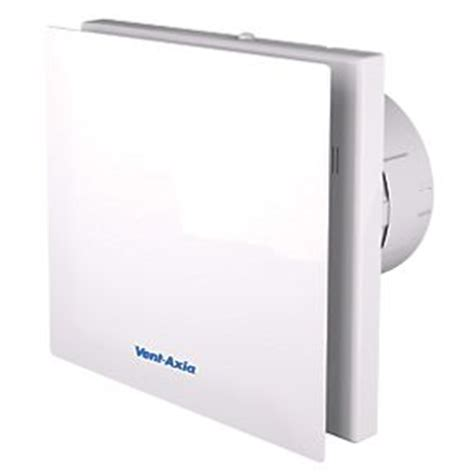 automatic extractor fan bathroom vent axia vasf100t 4 3 6 8w silent axial bathroom timer