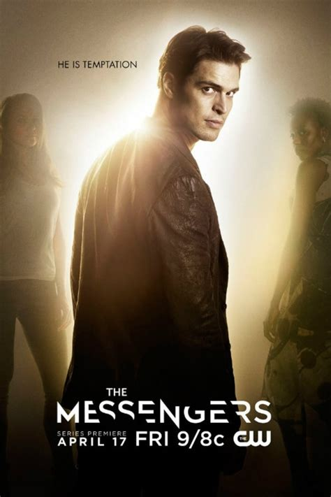the messengers the cw new auditions for 2015 interview the bible and son of god s diogo morgado gives