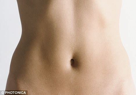 Navel Gazing Scientists Discover The Human Belly Button Belly Button