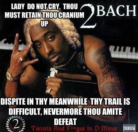 Meme Rap Songs - 2bach joseph ducreux archaic rap know your meme
