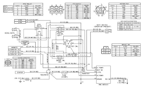 wiring diagram pyt9000 craftsman tractor sears