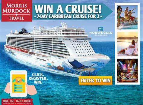 Cruise Giveaways - morris murdock cruise giveaway x96