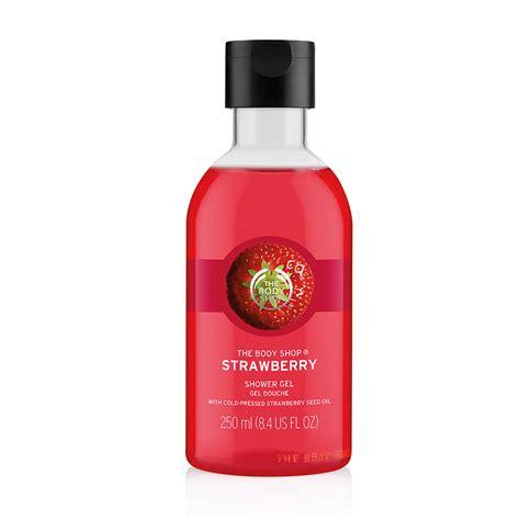 Parfum Shop Strawberry the shop strawberry shower gel buy the