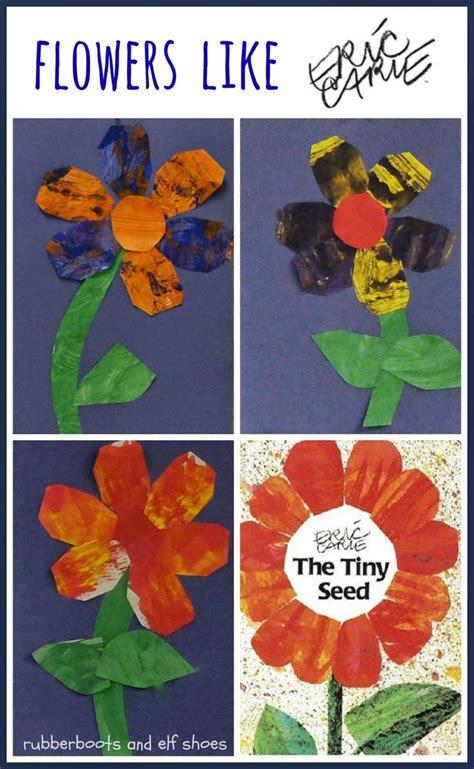 libro the tiny seed picture mejores 12 im 225 genes de mirada de eric carle en eric carle actividades y animales