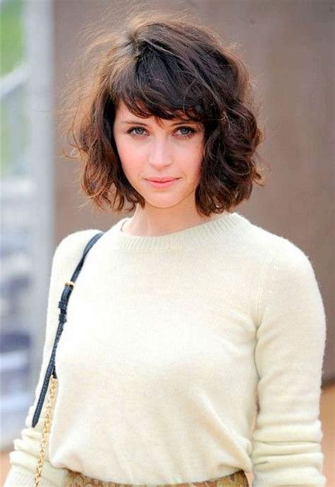 hairstyles for bangs tumblr short wavy hairstyles with bangs http gurlrandomizer