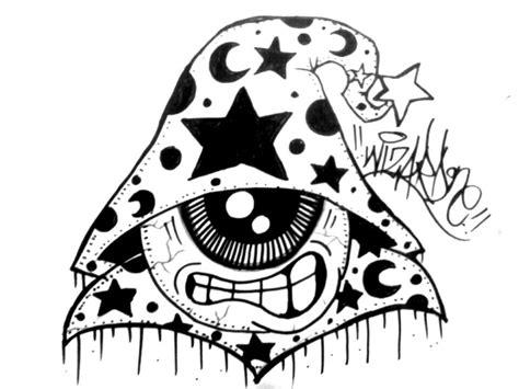 draw   eye wizard character  dibujar