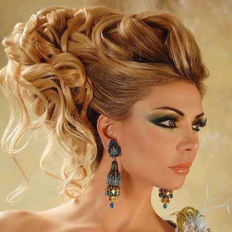 hot arabic updo saad coiffeur international hochsteckfrisuren