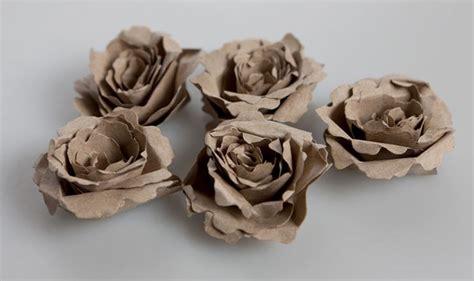 fiori di carta riciclata fiori di carta semplici fiori di carta fiori di carta