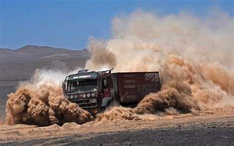 rally truck extreme tourism dakar rally is as extreme as it gets