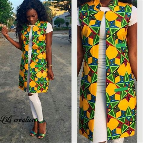 ankara jarket style 166 best images about african fashion jackets on