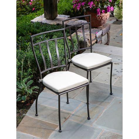 Patio Furniture Carolina by Carolina Forge Wrought Iron Patio Furniture Modern Patio