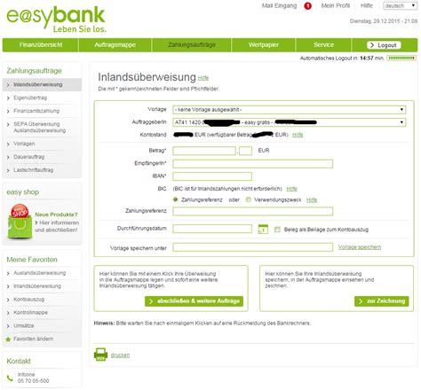 bank konto vergleich easybank easy gratis konto gratis konto vergleich f 252 r