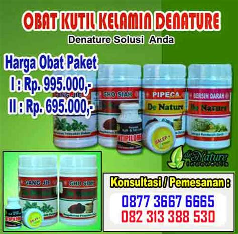 Obat Kutil De Nature Indonesia Terdiri Dari Jie Gho Siah penyebab munculnya benjolan aneh di de nature