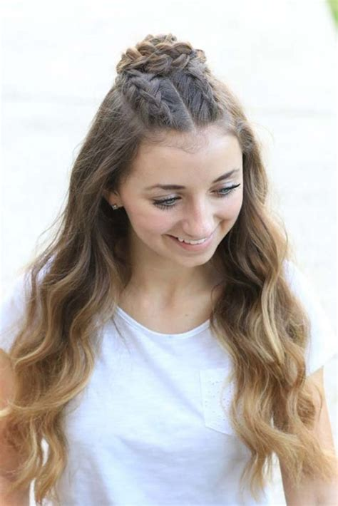 quick and simple back to school hairstyles 40 quick and easy back to school hairstyles for girls